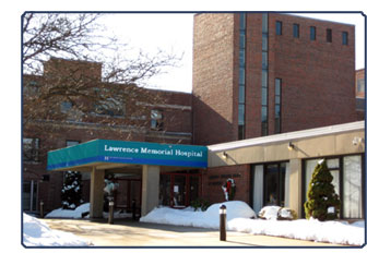 Lawrence Memorial Hospital project
