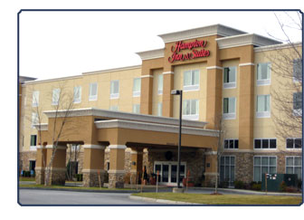 Hampton Inn Hotel Project