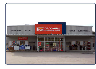 Daddario Hardware Retail Project